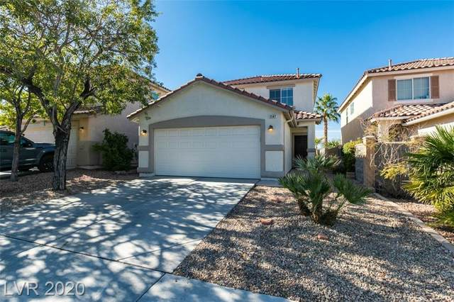 1147 Cathedral Ridge Street, Henderson, NV 89052 (MLS #2246630) :: Signature Real Estate Group