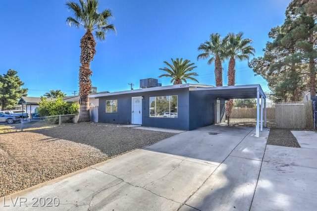 4347 Hilldale Avenue, Las Vegas, NV 89121 (MLS #2246631) :: Hebert Group | Realty One Group