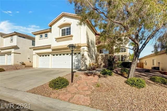 8820 Broodmare Avenue, Las Vegas, NV 89143 (MLS #2246674) :: Hebert Group | Realty One Group