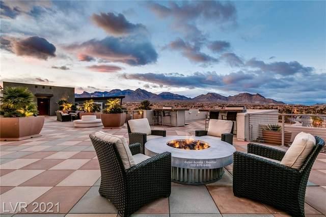 11441 Allerton Park Drive #406, Las Vegas, NV 89135 (MLS #2248511) :: Vestuto Realty Group