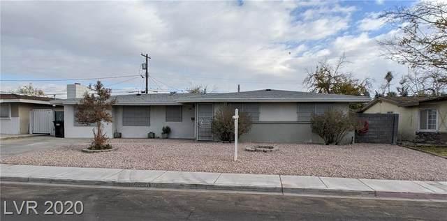 1116 Arrowhead Avenue, Las Vegas, NV 89106 (MLS #2248958) :: Billy OKeefe | Berkshire Hathaway HomeServices