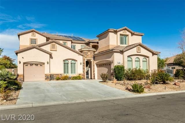 136 Peachy Court, Las Vegas, NV 89183 (MLS #2249780) :: Hebert Group | Realty One Group