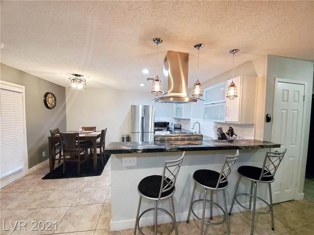 5576 Rochelle Avenue 19D, Las Vegas, NV 89103 (MLS #2250305) :: Vestuto Realty Group
