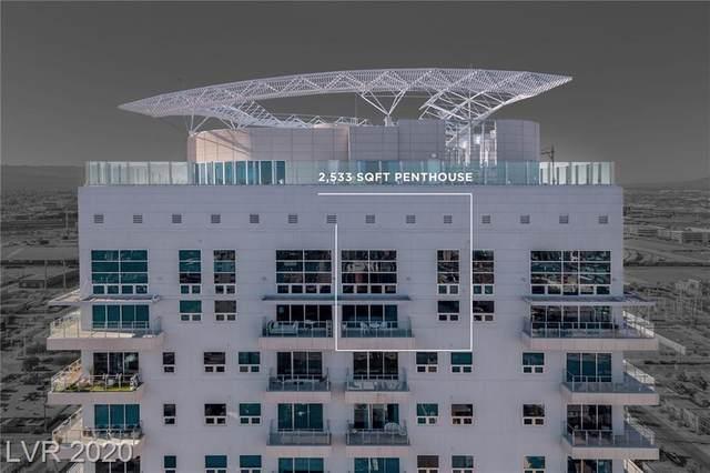 200 Hoover Avenue #2108, Las Vegas, NV 89101 (MLS #2250984) :: Vestuto Realty Group
