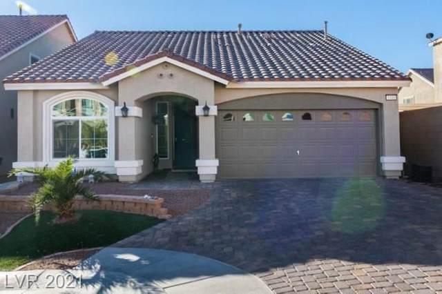 5539 Canelo Hills Street, Las Vegas, NV 89141 (MLS #2253494) :: Team Michele Dugan