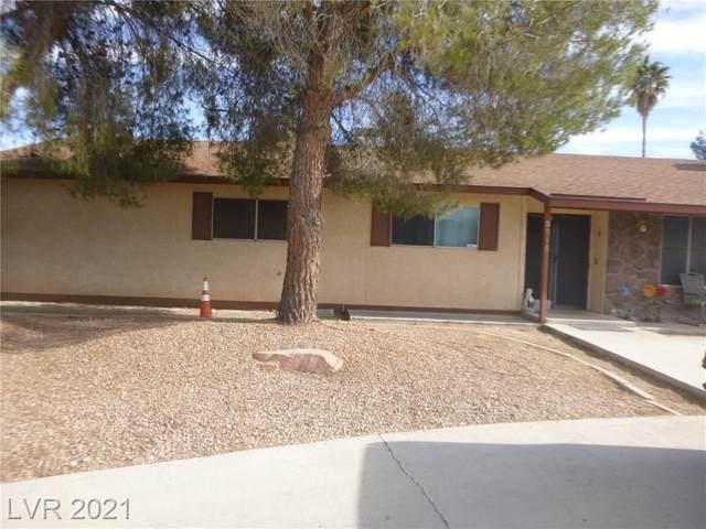 5518 Topaz Street, Las Vegas, NV 89120 (MLS #2253811) :: Jeffrey Sabel