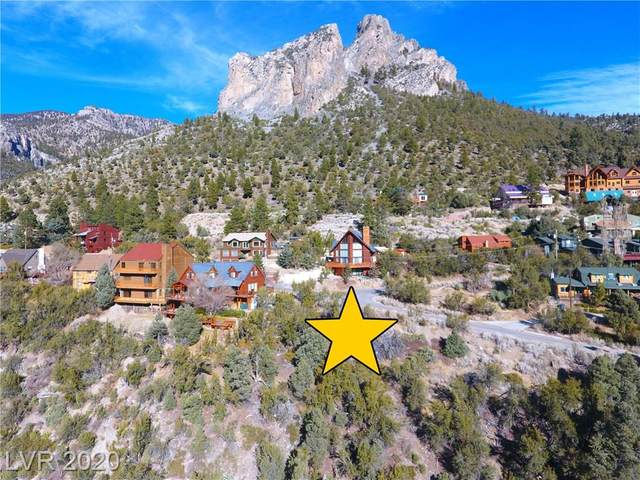 343 Crestview Drive, Mount Charleston, NV 89124 (MLS #2254165) :: Signature Real Estate Group