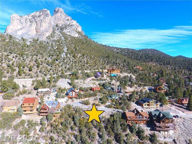 335 Crestview Drive, Mount Charleston, NV 89124 (MLS #2254168) :: Signature Real Estate Group