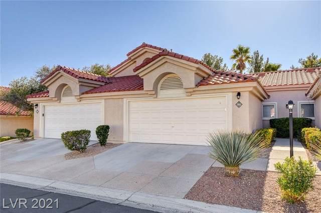 7843 Settlers Ridge Lane, Las Vegas, NV 89145 (MLS #2255744) :: Team Michele Dugan