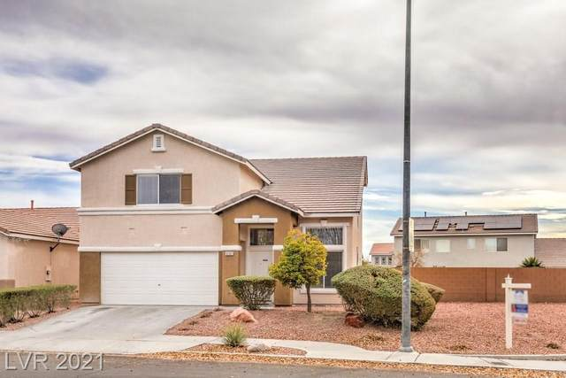 6102 Highland Gardens Drive, North Las Vegas, NV 89031 (MLS #2256243) :: Vestuto Realty Group
