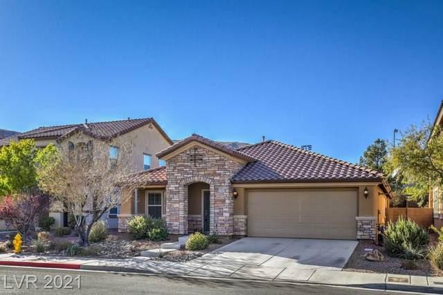 5969 Honeysuckle Ridge Street, Las Vegas, NV 89148 (MLS #2256499) :: The Lindstrom Group