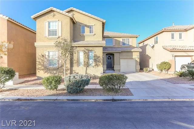 9225 Yellowshale Street, Las Vegas, NV 89143 (MLS #2256810) :: The Shear Team