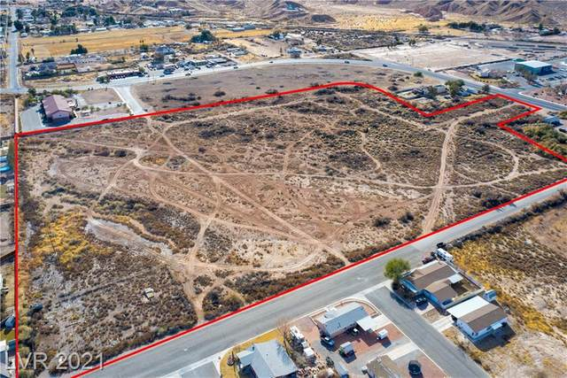N Moapa Valley Boulevard, Overton, NV 89040 (MLS #2257407) :: Kypreos Team