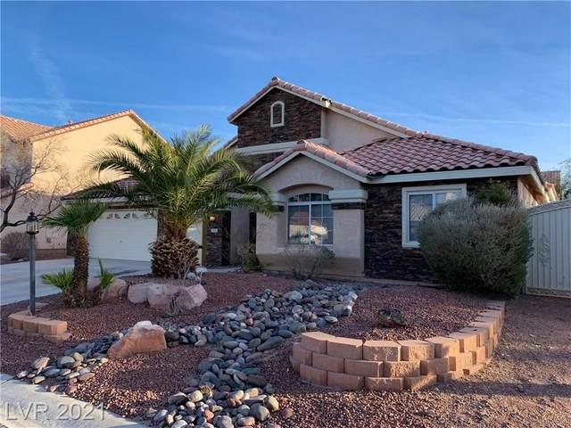 265 Great Duke Avenue, Las Vegas, NV 89183 (MLS #2258985) :: Jeffrey Sabel