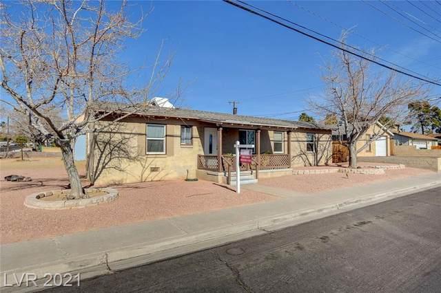 550 Wyoming Street, Boulder City, NV 89005 (MLS #2259509) :: The Lindstrom Group