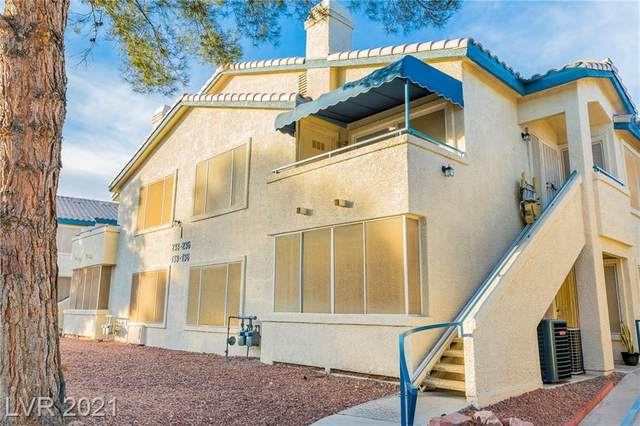 3425 Russell Road #233, Las Vegas, NV 89120 (MLS #2259675) :: The Mark Wiley Group   Keller Williams Realty SW