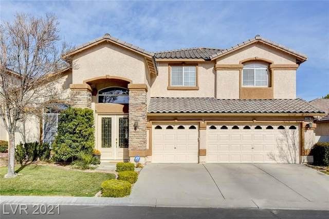 282 Parisian Springs Court, Las Vegas, NV 89148 (MLS #2259829) :: The Lindstrom Group