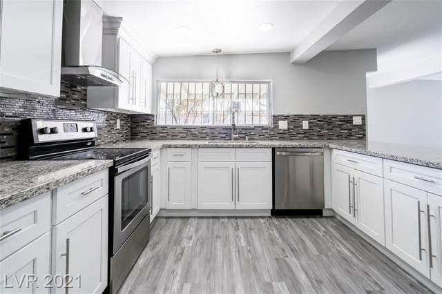 5071 Newton Drive, Las Vegas, NV 89122 (MLS #2259840) :: Custom Fit Real Estate Group