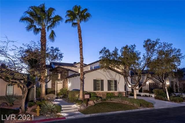 3329 Elk Clover Street, Las Vegas, NV 89135 (MLS #2260008) :: Team Michele Dugan