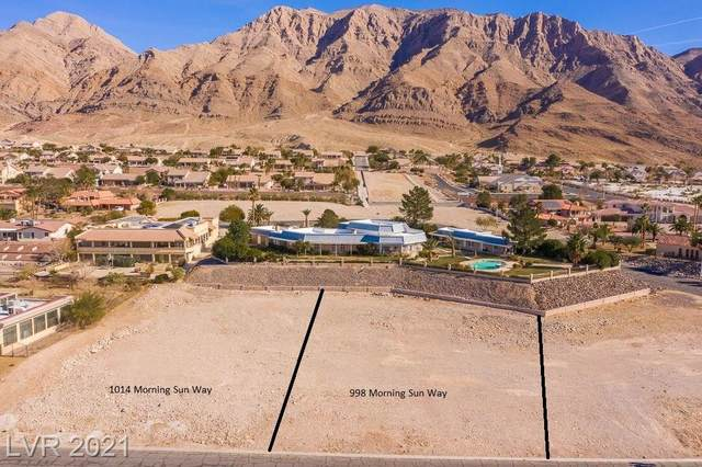 1014 Morning Sun Way, Las Vegas, NV 89110 (MLS #2260712) :: Hebert Group | Realty One Group