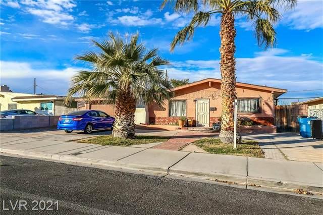 2013 Saint Louis Avenue, Las Vegas, NV 89104 (MLS #2260802) :: Signature Real Estate Group