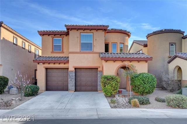 61 Honors Course Drive, Las Vegas, NV 89148 (MLS #2261948) :: Vestuto Realty Group
