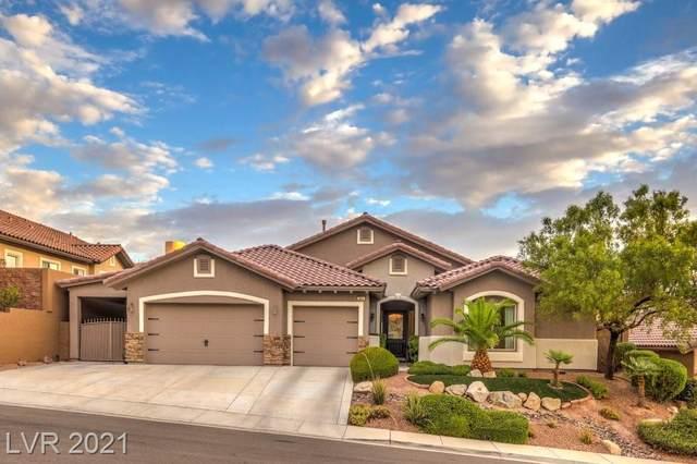 854 Da Vinci Cove, Boulder City, NV 89005 (MLS #2264766) :: Keller Williams Realty