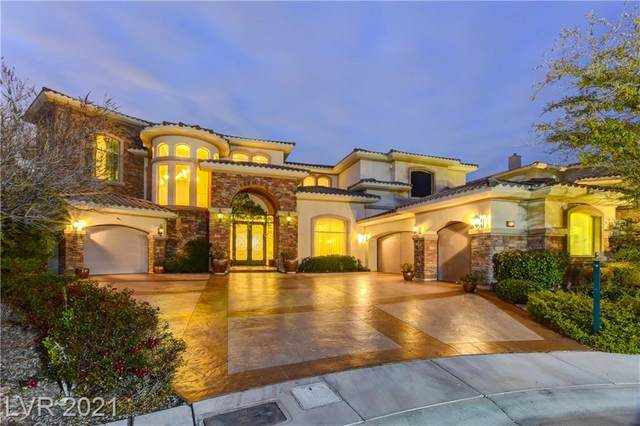 2596 San Giorgio Circle, Henderson, NV 89052 (MLS #2265026) :: ERA Brokers Consolidated / Sherman Group