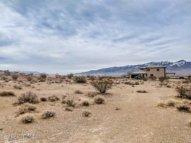 2161 Weber Way, Pahrump, NV 89048 (MLS #2265523) :: ERA Brokers Consolidated / Sherman Group