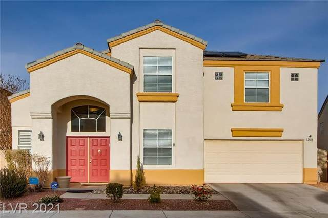 3404 Bedfordshire Place, Las Vegas, NV 89129 (MLS #2265622) :: Signature Real Estate Group