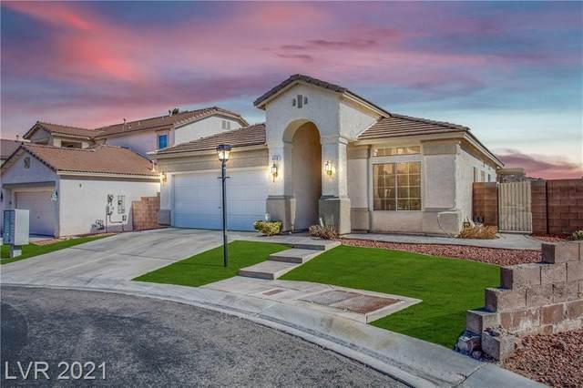 4310 Gasparville Street, Las Vegas, NV 89129 (MLS #2266229) :: Custom Fit Real Estate Group