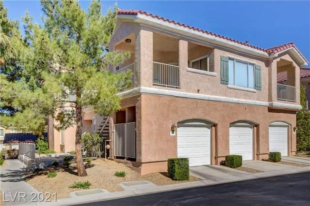 251 Green Valley Parkway #221, Henderson, NV 89012 (MLS #2271046) :: Custom Fit Real Estate Group