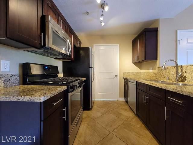 950 Seven Hills Drive #2914, Henderson, NV 89052 (MLS #2271067) :: Jeffrey Sabel