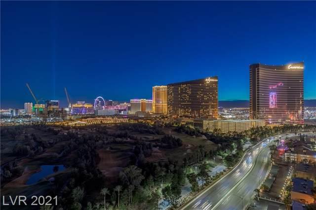 360 Desert Inn Road #1903, Las Vegas, NV 89109 (MLS #2272388) :: The Shear Team