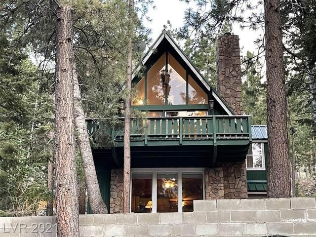 4075 Tyrol Way, Mount Charleston, NV 89124 (MLS #2273985) :: Jeffrey Sabel