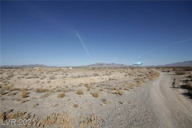 570 N Delta Street, Pahrump, NV 89060 (MLS #2274100) :: Signature Real Estate Group