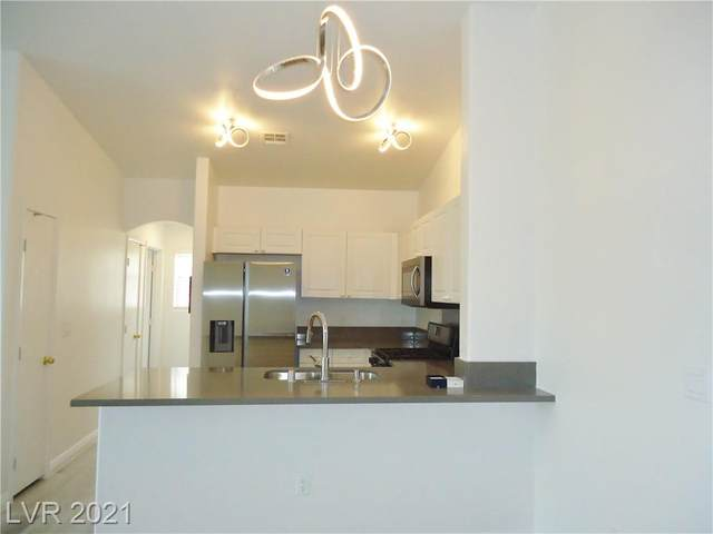 8775 Tomnitz Avenue #101, Las Vegas, NV 89178 (MLS #2277096) :: Signature Real Estate Group