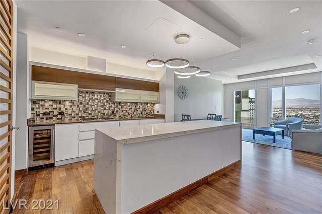3750 Las Vegas Boulevard #2409, Las Vegas, NV 89158 (MLS #2277335) :: Signature Real Estate Group