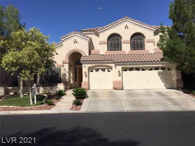 712 Eaglewood Drive, Las Vegas, NV 89144 (MLS #2277382) :: The Perna Group