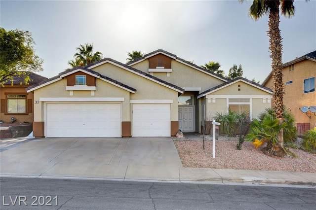 39 Vallejo Verde Street, Henderson, NV 89012 (MLS #2277701) :: Custom Fit Real Estate Group