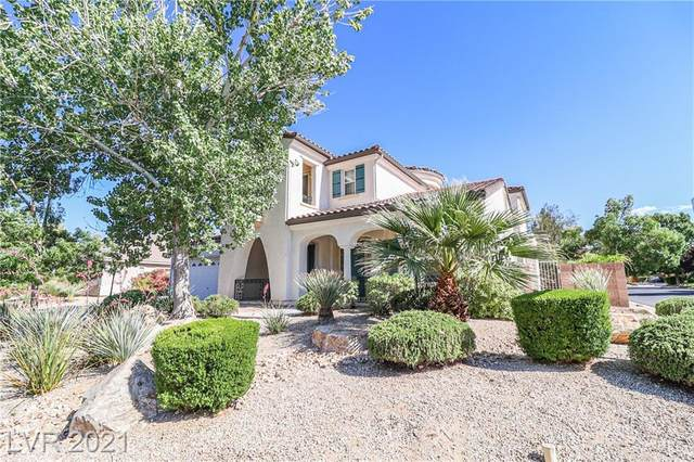 7245 Shenandoah Springs Avenue, Las Vegas, NV 89131 (MLS #2277926) :: Jeffrey Sabel