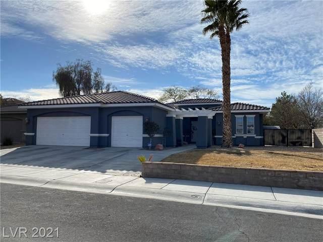 7723 Calm Waters Street, Las Vegas, NV 89131 (MLS #2277942) :: Team Michele Dugan