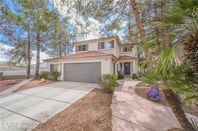 1783 Graystone Canyon Avenue, Las Vegas, NV 89183 (MLS #2278972) :: Kypreos Team