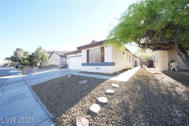 9185 Drifting Bay Street, Las Vegas, NV 89123 (MLS #2279066) :: Signature Real Estate Group