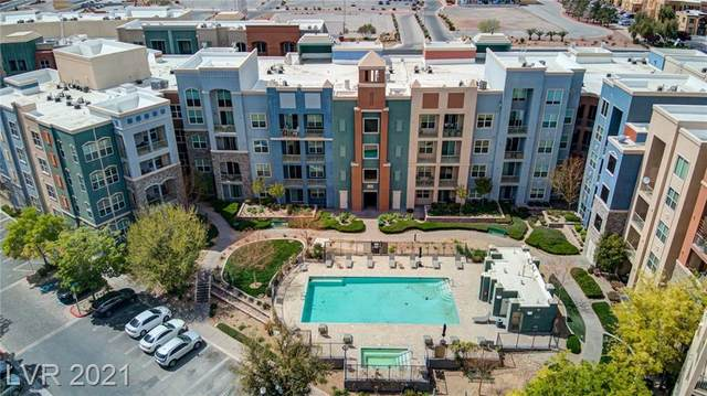 38 Serene Avenue #222, Las Vegas, NV 89123 (MLS #2280858) :: Jeffrey Sabel