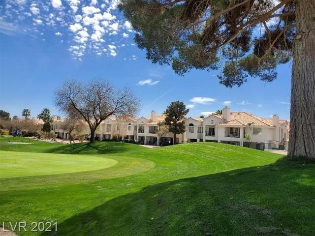 7636 Valley Green Drive #202, Las Vegas, NV 89149 (MLS #2281471) :: Signature Real Estate Group