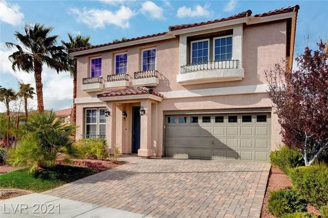 6490 Parrot Ridge Court, Las Vegas, NV 89139 (MLS #2281532) :: Jeffrey Sabel