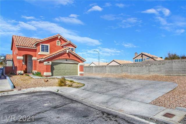 6370 Red Comet Court, Las Vegas, NV 89156 (MLS #2282720) :: Jeffrey Sabel