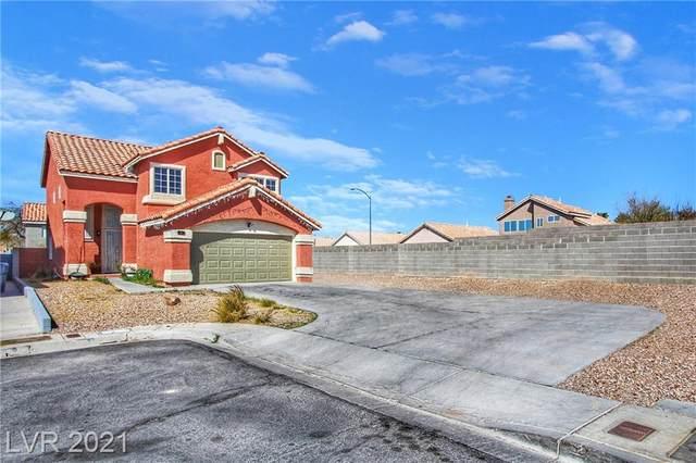 6370 Red Comet Court, Las Vegas, NV 89156 (MLS #2282720) :: Vestuto Realty Group