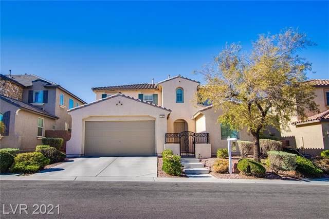 11348 Espadrille Court, Las Vegas, NV 89138 (MLS #2283196) :: Lindstrom Radcliffe Group